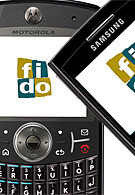 Two new WM6 smartphones offered with Fido