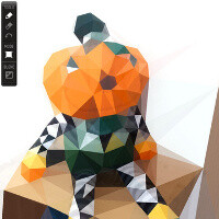 A $1 photo app for the iPad turns your images into Picasso-inspired cubism pieces