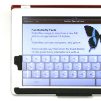 Touchfire on-screen keyboard is a new take on iPad typing: raises $200,000 on Kickstarter