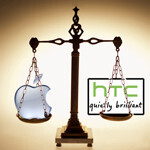 Apple scores limited victory against HTC