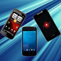 Speed test showdown: Verizon Galaxy Nexus vs Motorola DROID RAZR vs HTC Rezound