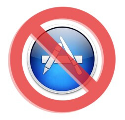 iPhones running iOS 3.1.3 or earlier cannot access the App Store, no comment from Apple yet