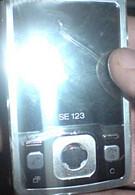 Sony Ericsson preparing new small slider.