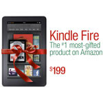 Amazon gives the gift of free 2-day shipping on Kindles for the Xmas procrastinators