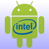 "Android smartphone prototype with ""Intel inside"" gets taken for a spin"
