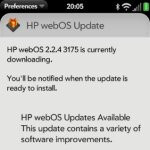 HP Pre 3 gets updated to webOS 2.2.4 to iron out some annoying bugs