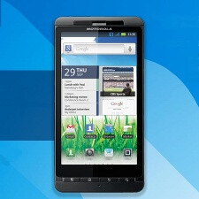 C Spire Wireless gets the Motorola Milestone X2