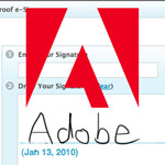Adobe launches EchoSign eSignature app for iDevices