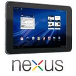 Google Nexus tablet could affect partner tablet sales