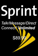 Sprint's unlimited plan for $89.99 ?