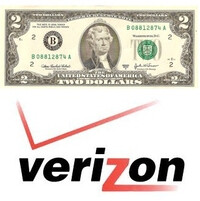 Verizon to charge $2 for monthly bills paid online or over the phone