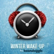 Winter Wake-up helps you be at work on time, makes snow days more pleasant