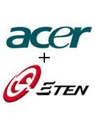 ACER acquires E-TEN