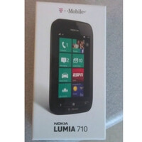 Nokia Lumia 710 for T-Mobile pops up on eBay