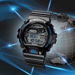 Casio G-SHOCK: Let's you look impatient while keeping tabs on your smartphone activity