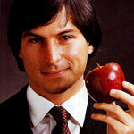 "Steve Jobs tells IBM ""We're number one"" in 30 year old picture"
