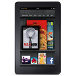 Traffic numbers show that Amazon Kindle Fire was under many trees this Xmas