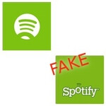 Fake Spotify app lands on the Windows Marketplace