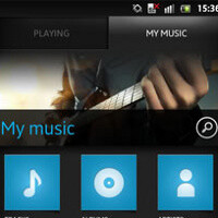 Future Xperia smartphones to get an overhauled music player?