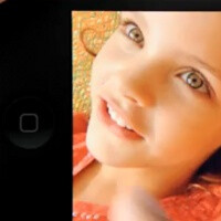 Samsung shoots ad with child actress from iPhone 4S commercial