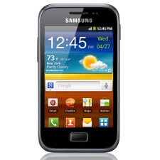 Samsung Galaxy Ace Plus officially unveiled: 3.65-inch display, 1GHz processor