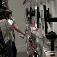 LeBron James opens his own retail store, stuffs it with 45 iPads to sell you shoes