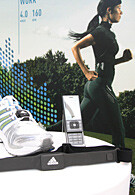 Adidas miCoach Launch event