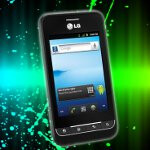 LG Optimus 2 makes an appearance on LG's web site