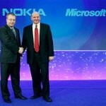 Nokia and Microsoft heads rumored to meet in Las Vegas to discuss the smartphone unit buyout