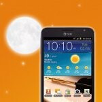 Official press shots of the AT&T Samsung Galaxy Note arrive showing us some sharp details