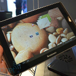 "Lenovo shows off second 10"" Tegra 3 tablet, the IdeaTab K2"