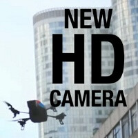 Parrot's AR.Drone 2.0 flies to CES: 720p video, now taking stills from the sky