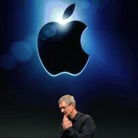 Apple's head Tim Cook given stock options worth $376 million, the largest CEO package in a decade