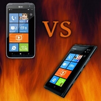 Nokia Lumia 900 vs HTC Titan II: Specs comparison
