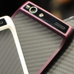 What's black, white, purple and cut to $199.99? The Motorola DROID RAZR is!