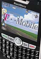 T-Mobile launches BlackBerry 8820 before the month is over?