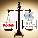 Kodak piles on, sues Apple and HTC over imaging patents