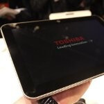 Toshiba Excite X10 hands-on