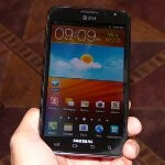 Samsung GALAXY Note LTE hands-on