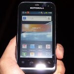 Motorola DEFY MINI hands-on
