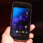 Sprint Samsung Galaxy Nexus hands-on