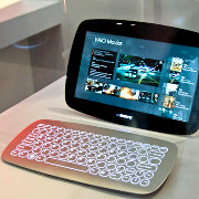Sony shows intriguing tablet concepts, flaunts its design chops