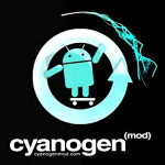 Team Douche asking if you want a root app store for Cyanogenmod