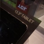 A quick look at Toshiba's 5.1-inch, 7.7-inch and 13.3-inch tablets