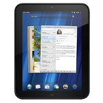 The HP TouchPad is alive, receives OTA software update