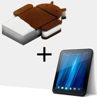 HP TouchPad getting Ice Cream Sandwich soon, courtesy of CyanogenMod