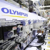 """Samsung is """"open to the possibility"""" of making an alliance with troubled camera-maker Olympus"""