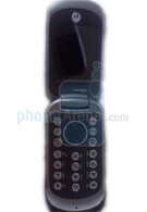 Exclusive: First images of Motorola VU30 for Verizon Wireless