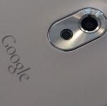 Samsung GALAXY Nexus looks like it has seen a ghost