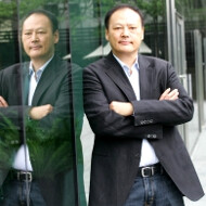 """HTC's Peter Chou says competitors """"striking us with nuclear weapons"""", vows to go cold fusion"""